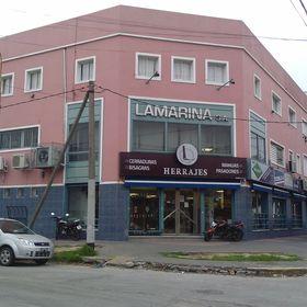 LAMARINA S.A. - Contruccion del actual negocio.